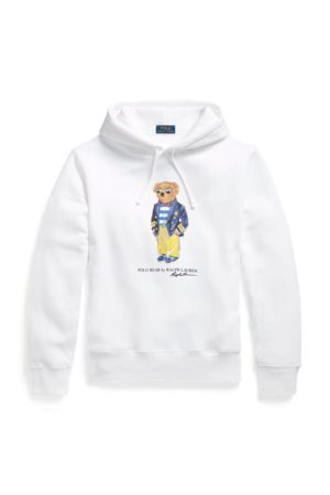 Polo Ralph Lauren Marina Polo Bear Fleece Hoodie