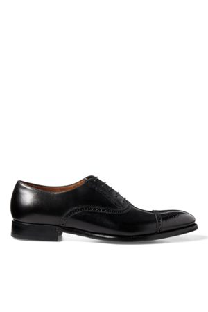 Ralph Lauren Denver Cap-Toe Shoe