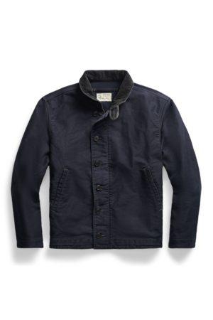 RRL Heren Jacks - Jungle Cloth Deck Jacket