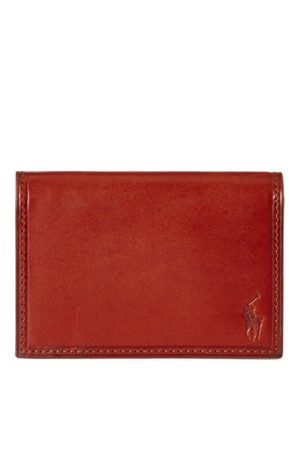 Polo Ralph Lauren Leather Card Case