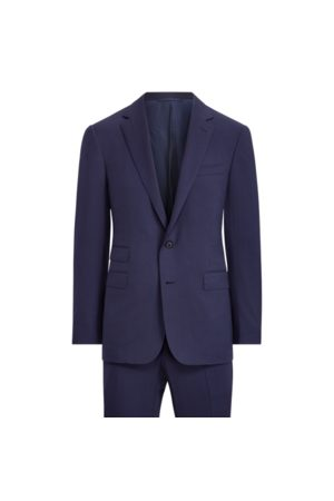 Ralph Lauren Gregory Handmade Wool Suit