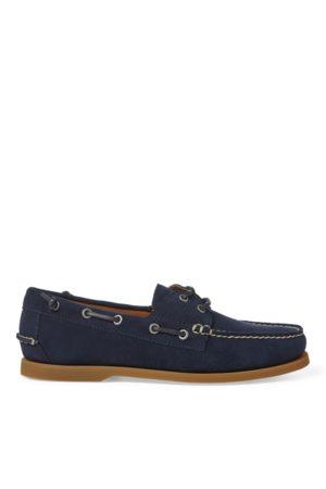 Polo Ralph Lauren Merton Suede Boat Shoe