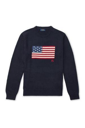 Polo Ralph Lauren The Iconic Flag Jumper