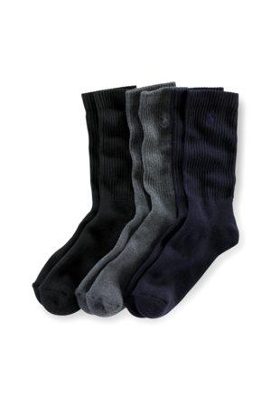 Polo Ralph Lauren Crew Sock 3-Pack