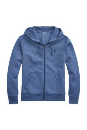 Polo Ralph Lauren Double-knitted Full-Zip Hoodie