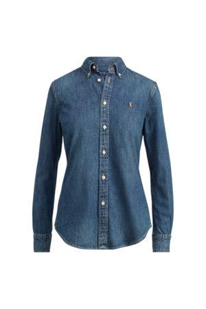 Polo Ralph Lauren Custom-Fit Denim Shirt