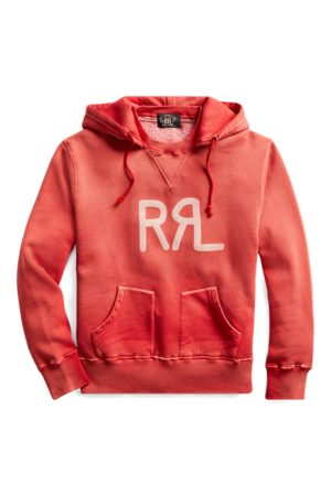 RRL Heren Sweaters - Logo Fleece Hoodie