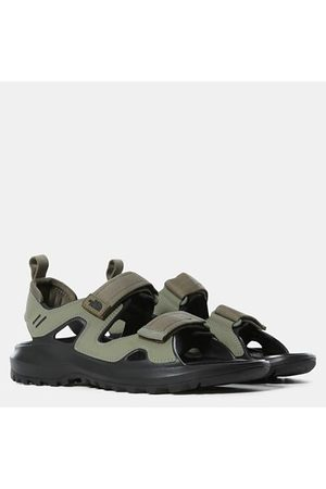 The North Face The North Face Hedgehog Iii-sandalen Voor Heren Burnt Olive Green/tnf Black Größe 39 Heren
