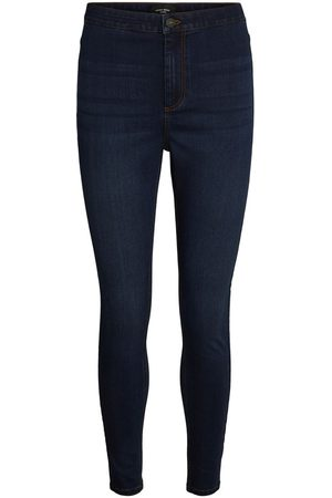 Vero Moda Dames High waisted - Vmjoy High Waist Skinny Jeans Dames