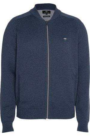 Fynch-Hatton Vest Blauw 1000204