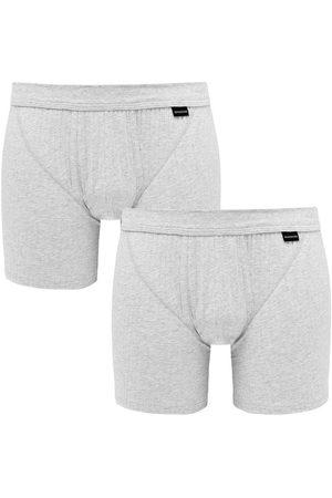 Schiesser Heren Boxershorts - Boxershorts cotton essentials 2-pack