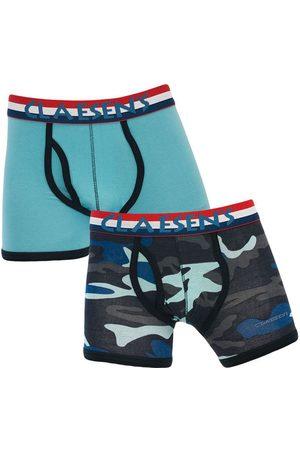 Claesen's Boxershorts jongens 2-pack army &&