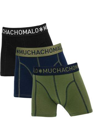Muchachomalo Boxershorts jongens 3-pack XVIII