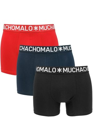 Muchachomalo Boxershorts light cotton 3-pack