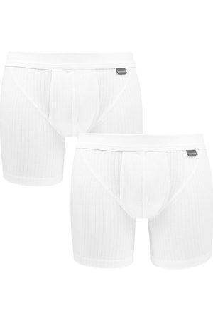 Schiesser Boxershorts cotton essentials 2-pack