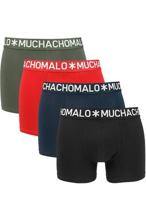 Muchachomalo Boxershorts light cotton 4-pack