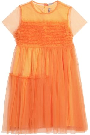 Il gufo Tulle dress