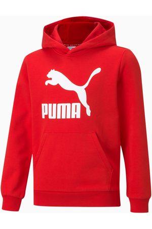 PUMA Classics Logo hoodie jongeren, , Maat 104  