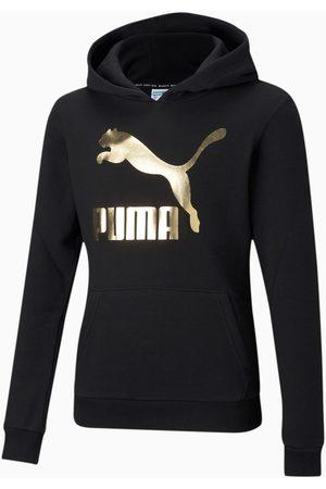 PUMA Classics Logo hoodie jongeren, , Maat 104 |