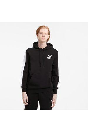 PUMA Heren Sweaters - Iconic T7 hoodie heren, , Maat L |