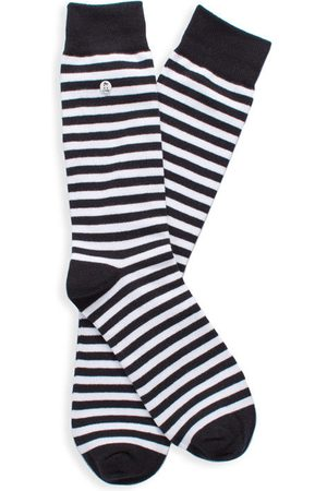 Alfredo Gonzales Stripes black & white