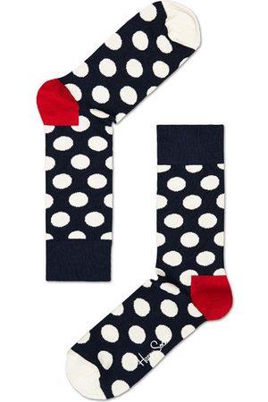 Happy Socks Big dot blauw