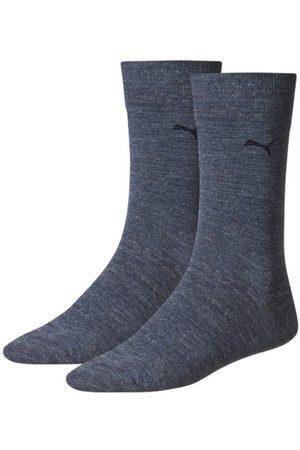 PUMA Heren Sokken & Kousen - Herensokken 2-pack jeans