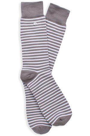 Alfredo Gonzales Stripes grey & white