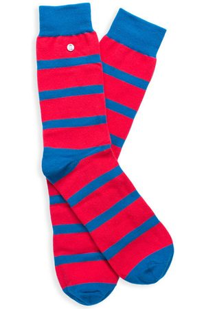 Alfredo Gonzales Stripes red & blue