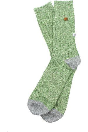 Alfredo Gonzales Twisted wool green