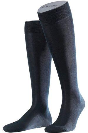 Falke Tiago kniekous donkerblauw