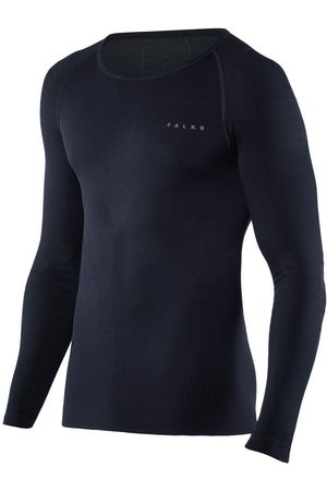 Falke Heren Lange mouw - Technisch warm tight O-hals long sleeve