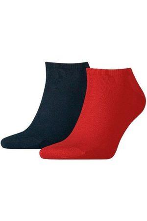 Tommy Hilfiger Heren sneaker 2-pack rood &