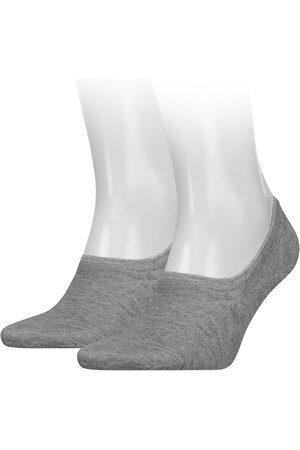 Tommy Hilfiger Heren invisible footie 2-pack II
