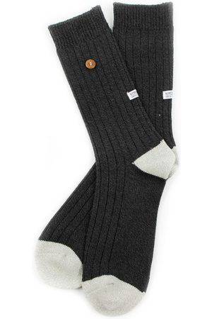 Alfredo Gonzales Twisted wool black & grey