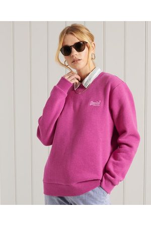 Superdry Klassiek Orange Label sweatshirt