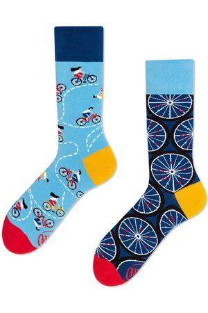 Many Mornings Sokken & Kousen - The bicycles