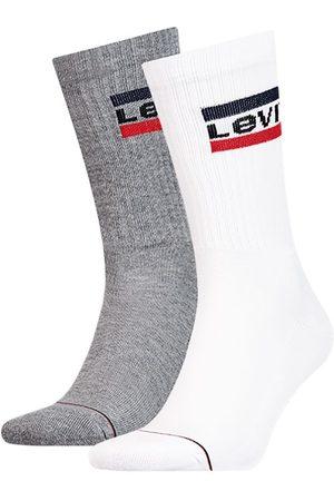 Levi's Sportswear logo 2-pack white / grey
