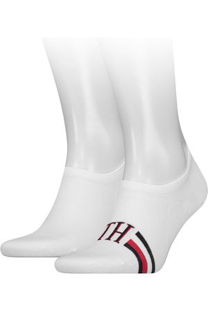 Tommy Hilfiger Heren Sokken & Kousen - Heren iconic footies 2-pack