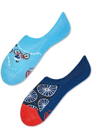 Many Mornings Sokken & Kousen - The bicycles footies
