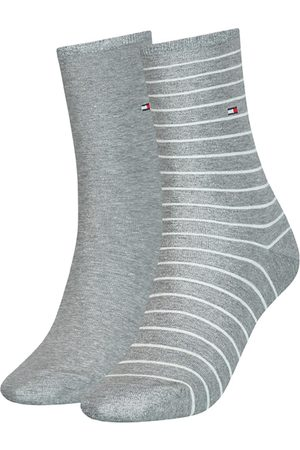 Tommy Hilfiger Dames Sokken & Kousen - Dames small stripe 2-pack