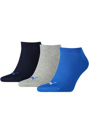 PUMA Sneaker 3-pack blauw & grijs