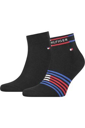 Tommy Hilfiger Breton stripe quarter 2-pack
