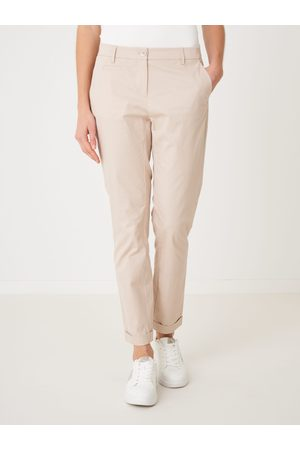 Repeat Basic stretch katoenen dames chino