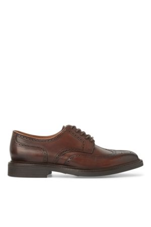 Polo Ralph Lauren Asher Leather Wingtip