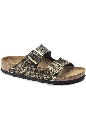 Birkenstock Sandalen - Sandalen Arizona MF Shiny Python Narrow
