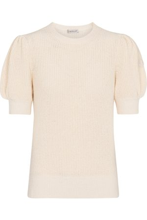Moncler Cotton-blend sweater