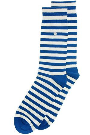 Alfredo Gonzales Harbour stripes blauw & wit