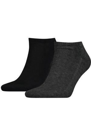 Levi's Sokken & Kousen - Sneaker 2-pack grijs & zwart