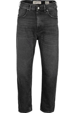 Tigha Heren Jeans - Heren Jeans Toni 10106 stone wash (dark grey)